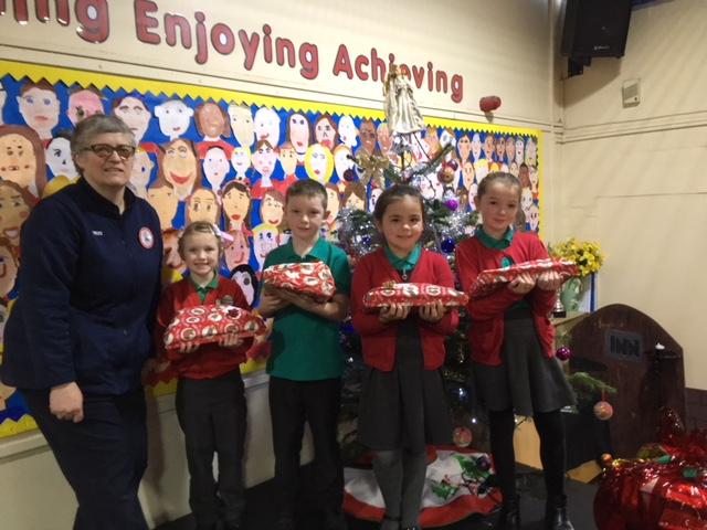 News Tesco Christmas Cracker Competition Ysgol Cefn Mawr